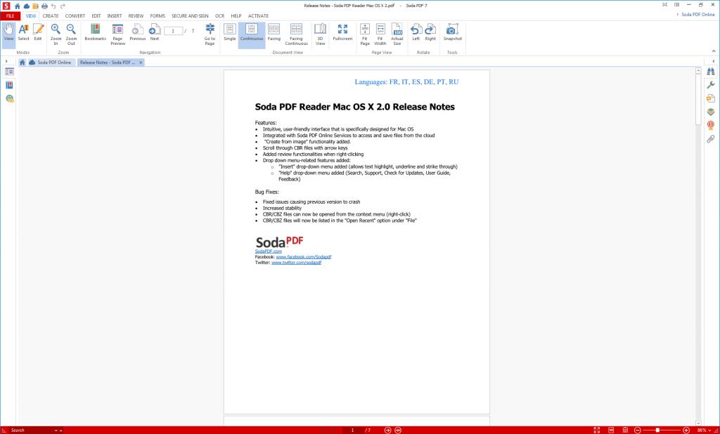 open pdf online