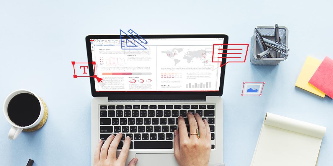 PDF editing tools