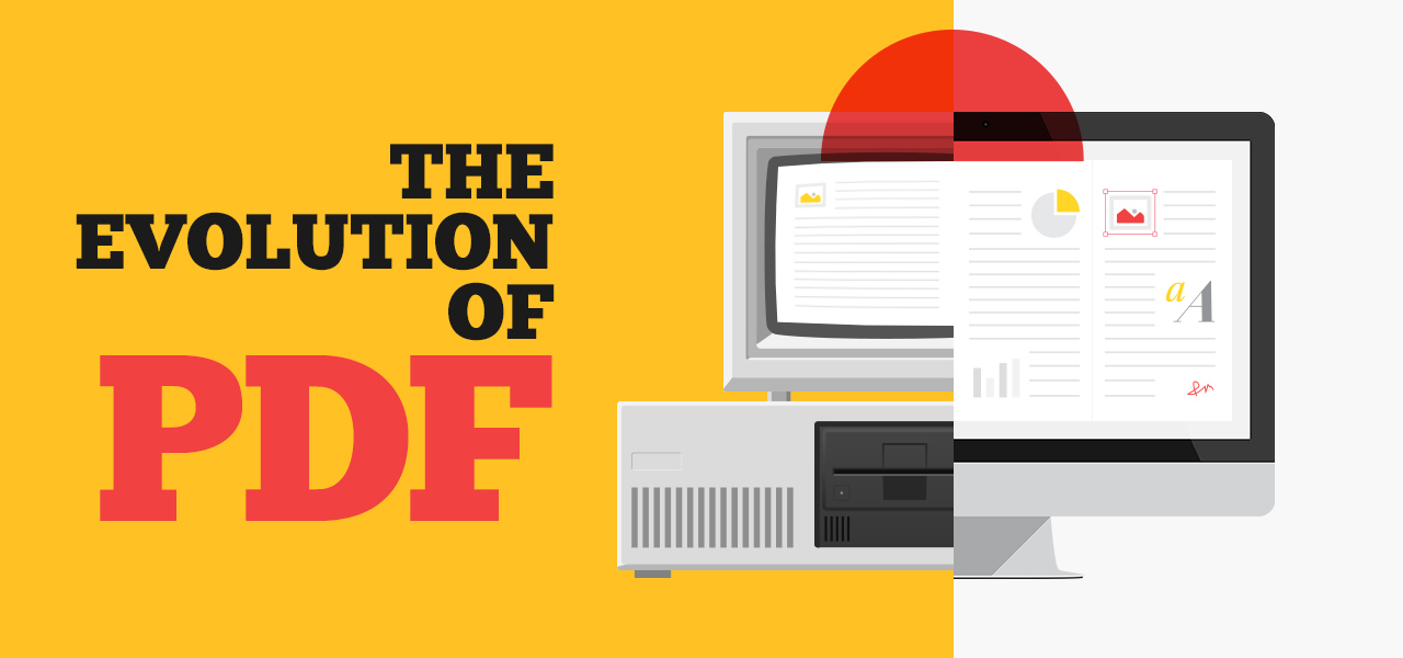 evolution of pdf