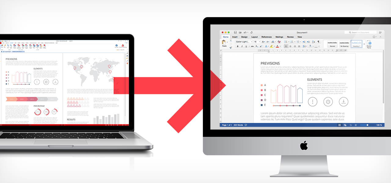 Quick guide to converting PDF to Word for Mac OS X
