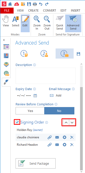 Setsigningorderinesignusingsodapdf - Out of order sign pdf