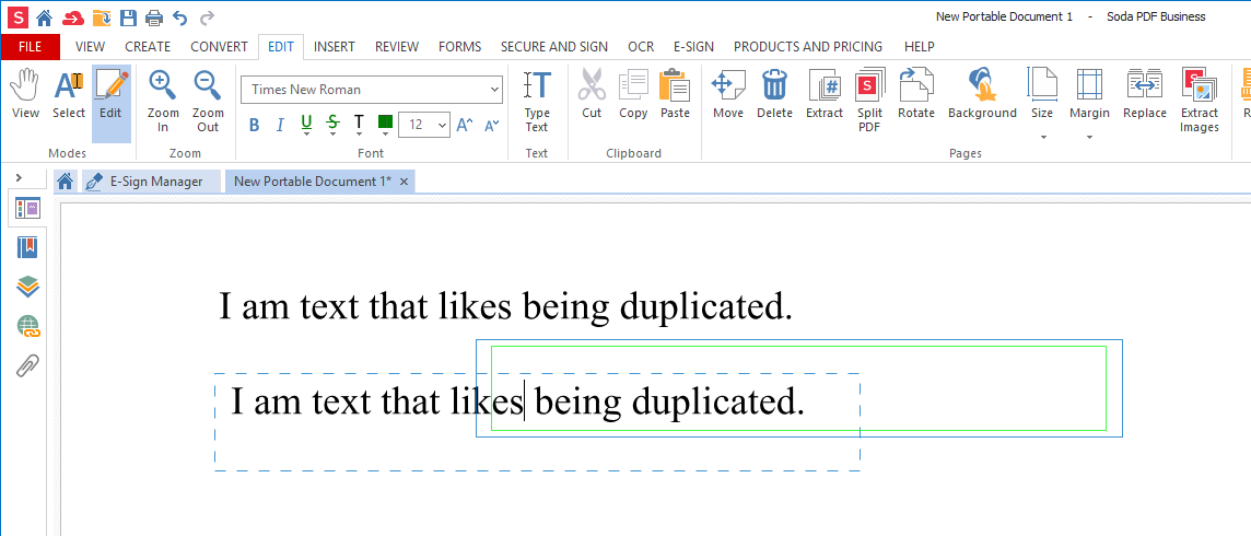 how to cut copy paste text pdf 7