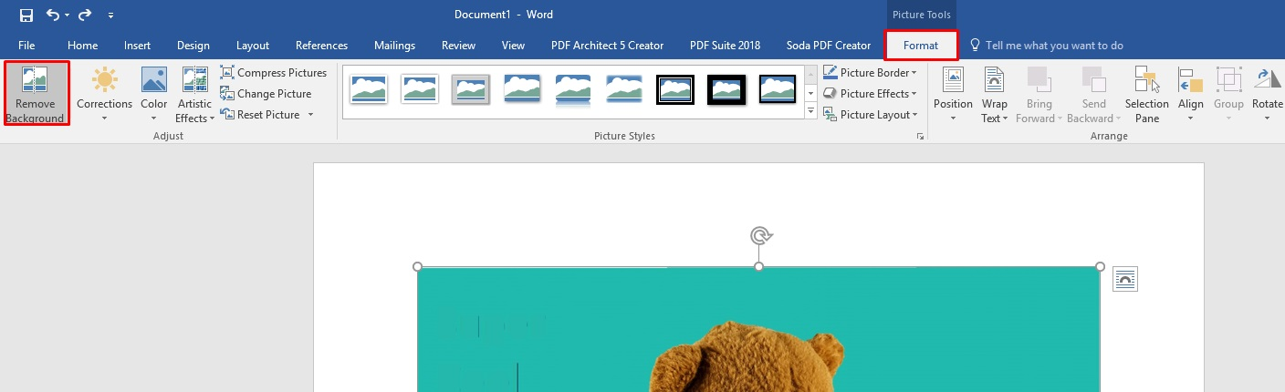 how to delete a page from pdf document