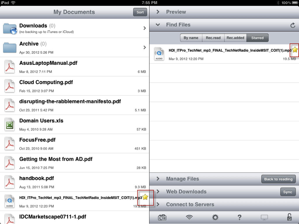 The Best PDF Reader for iPad: The Ultimate List | Soda PDF Blog