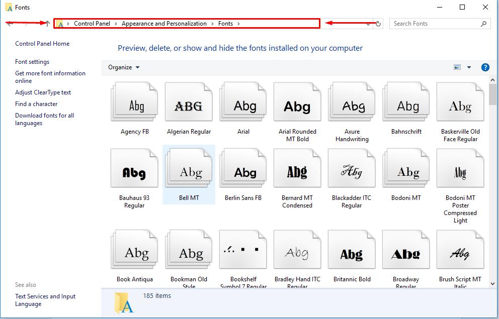 How to use Custom Fonts in Soda PDF | Soda PDF Blog