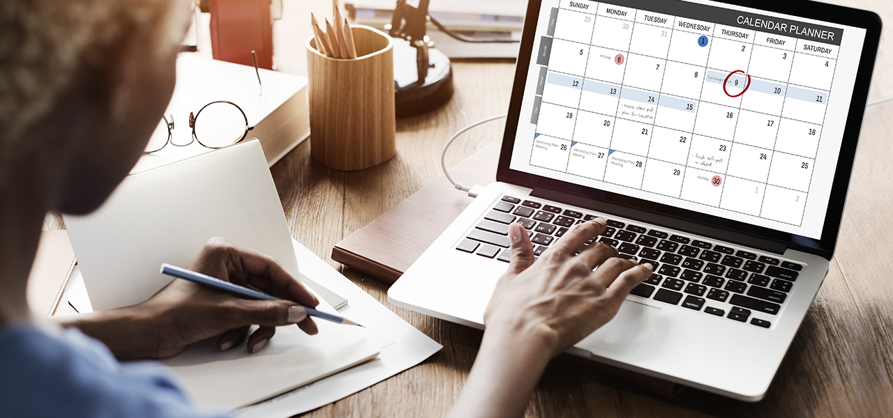 Create a Printable Calendar for PDF