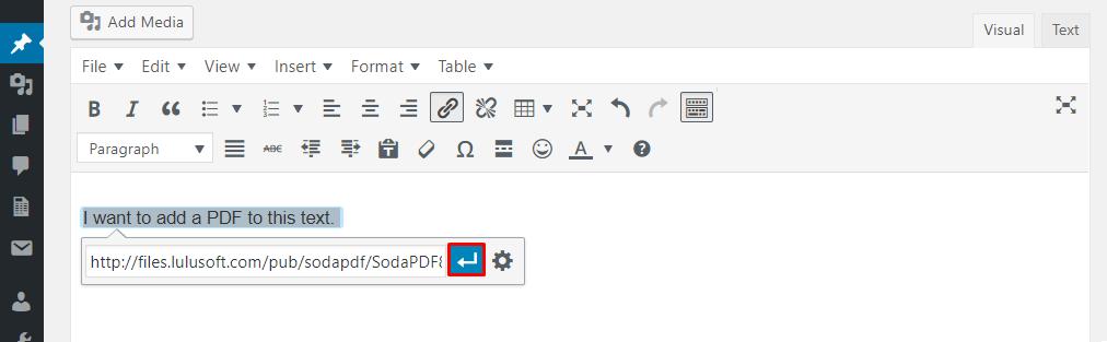 How to Embed a PDF to Wordpress | Soda PDF Blog