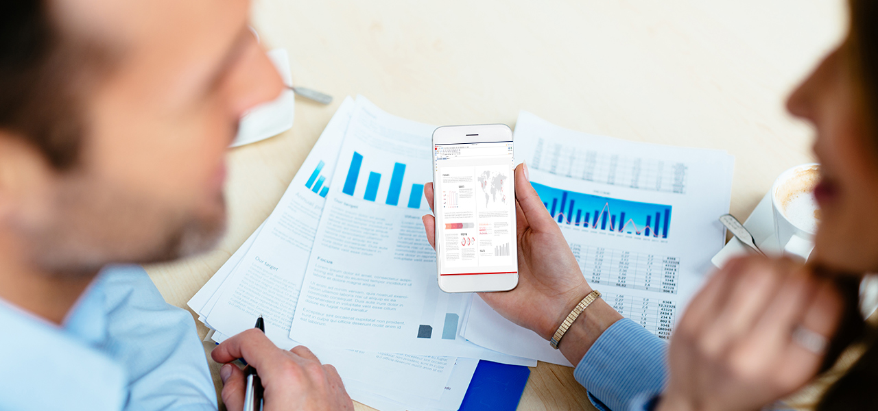 Working From Your Phone | The Benefits of Mobile Document Management