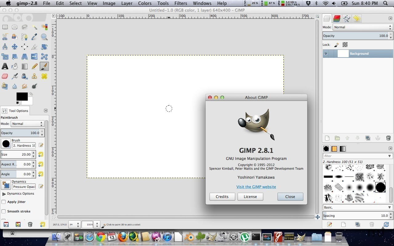is gimp a safe program