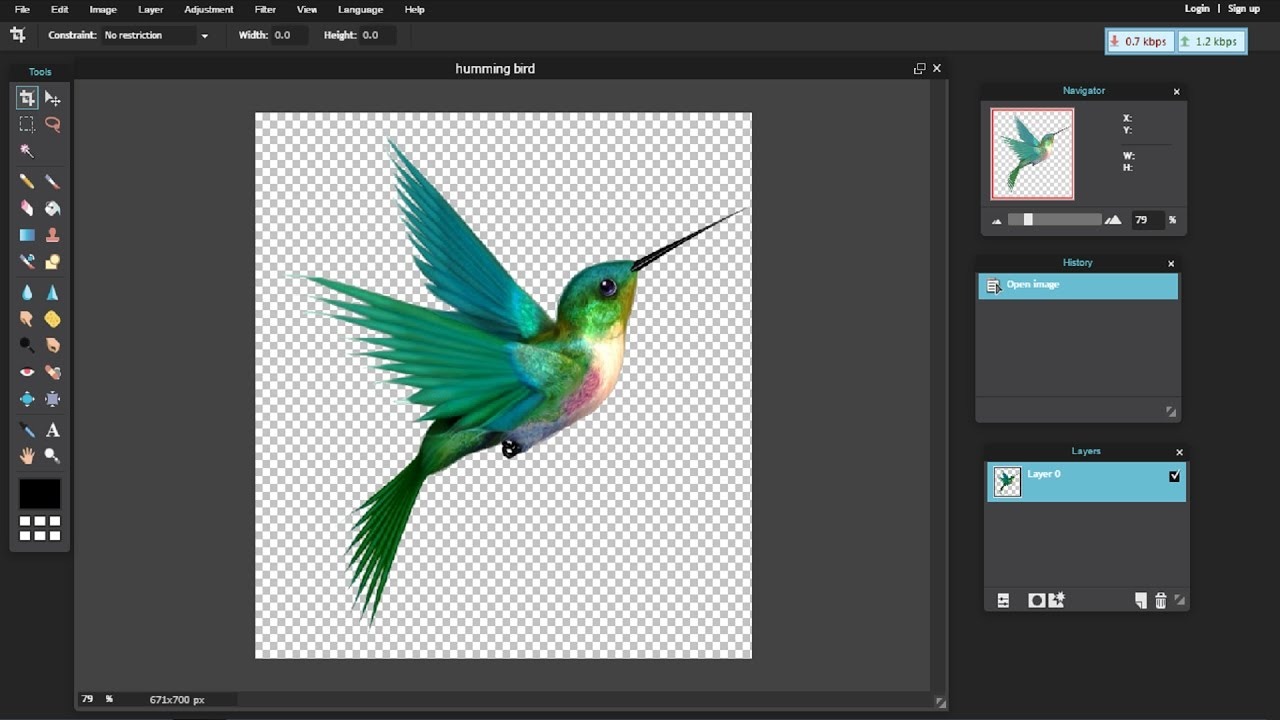 free photo editing software pixlr