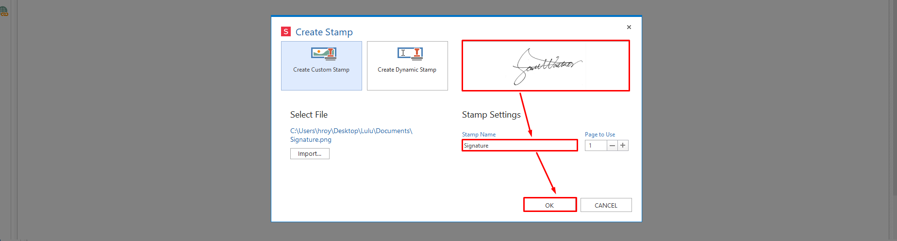 How to Add Stamps to PDF Documents | Soda PDF Blog