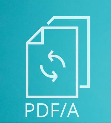 Archive PDF PDF/A