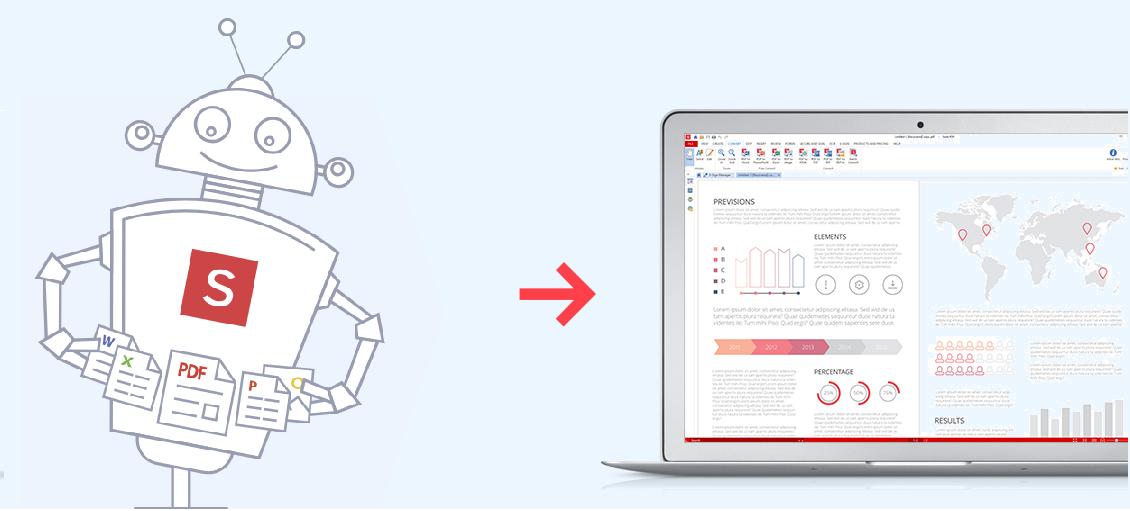 pdf features convert