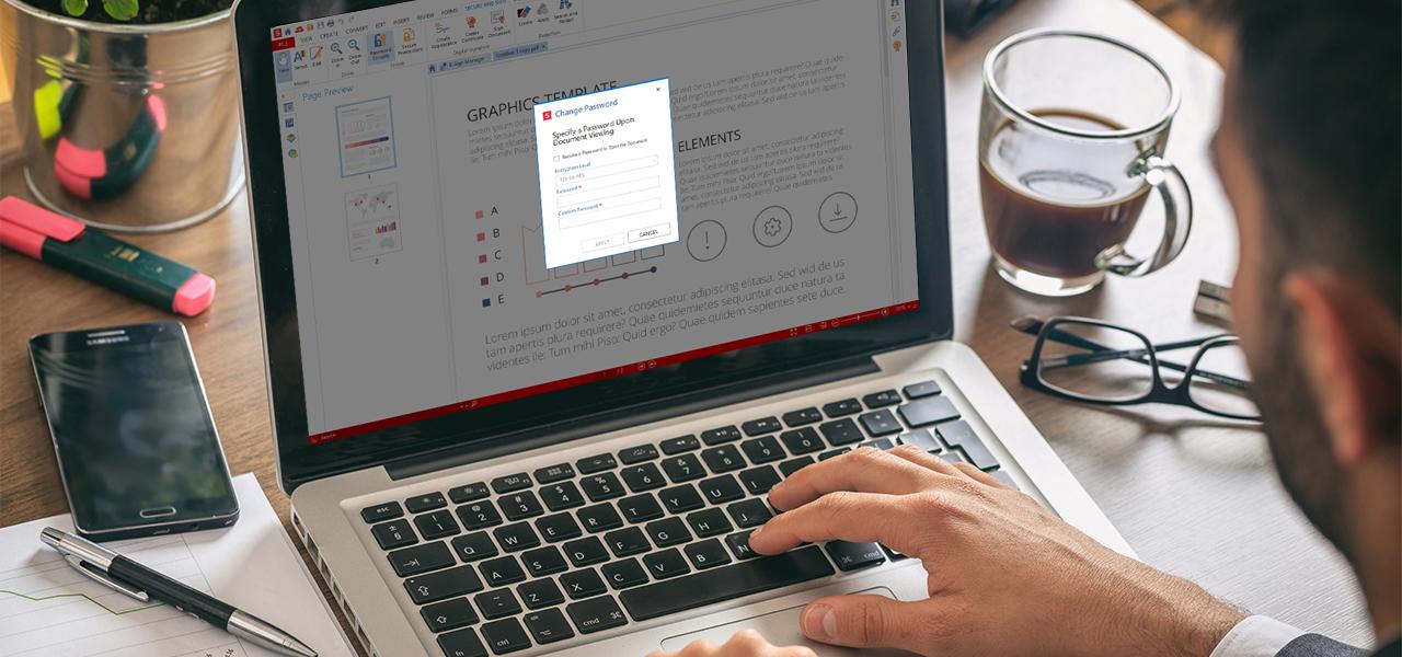 pdf features permissions