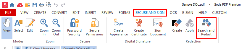 search and redact how to make your documents gdpr compliant