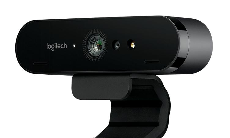 Best webcam Logitech Brio