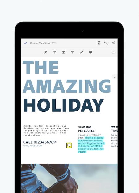 best free pdf apps adobe acrobat reader