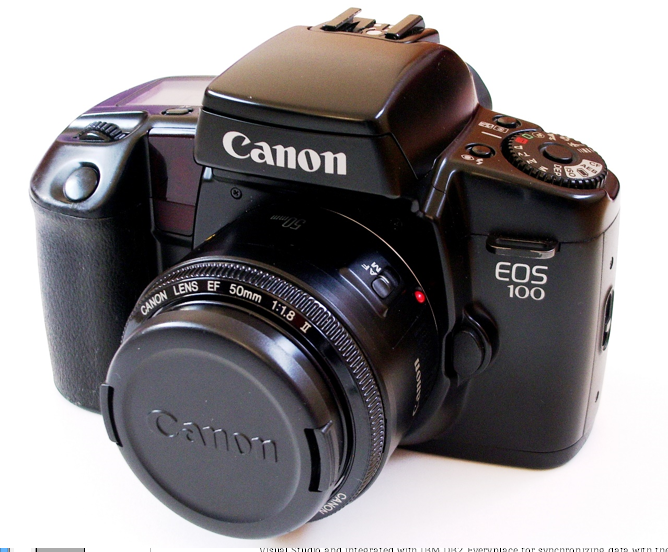 top 10 technologies that died in 2018 canon film camera