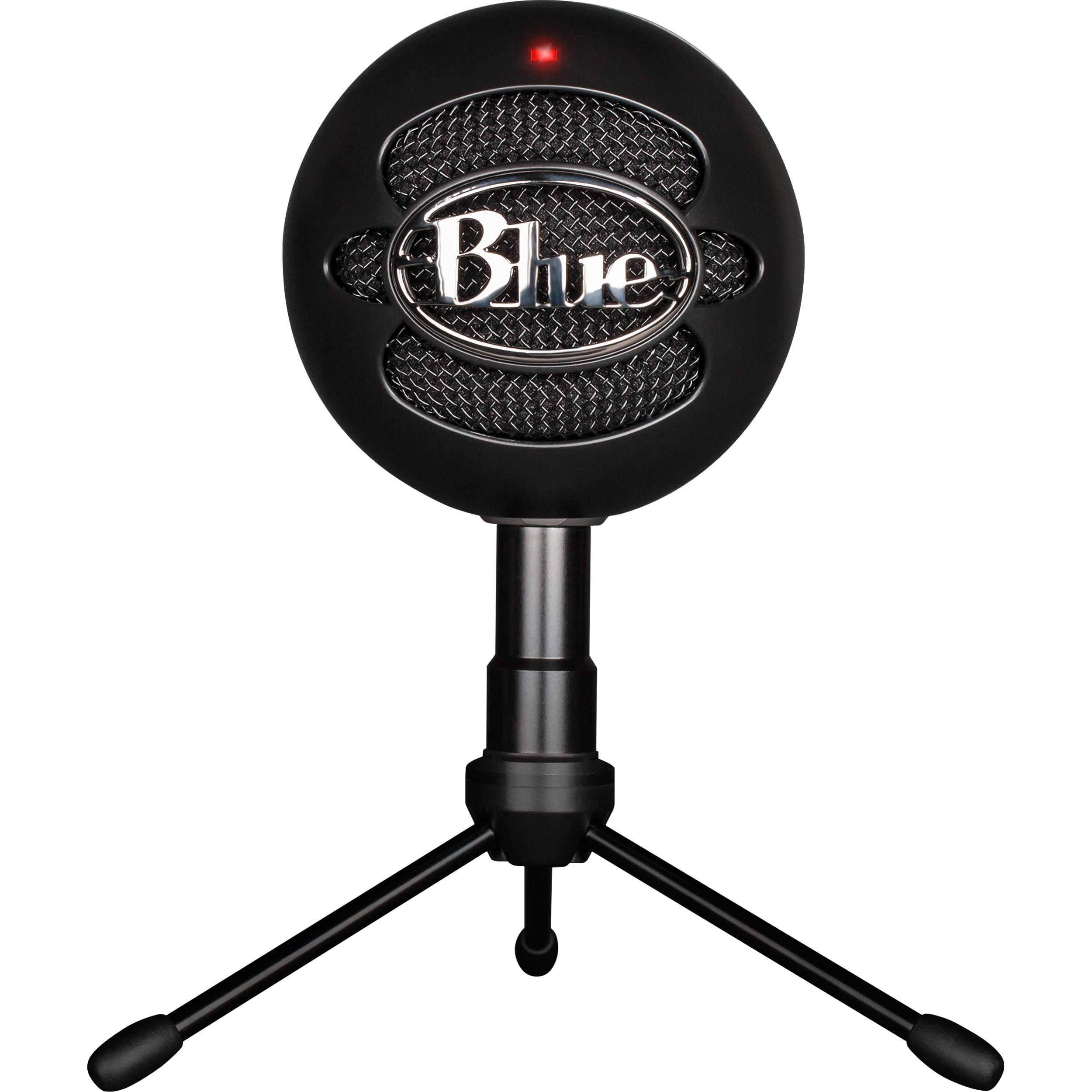 best USB mics - blue snowball