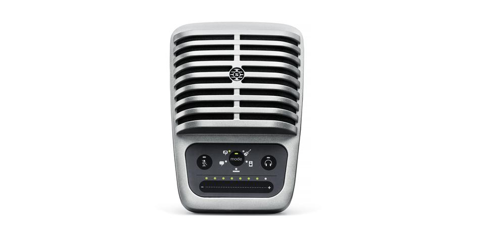 best USB mics - shure mv15