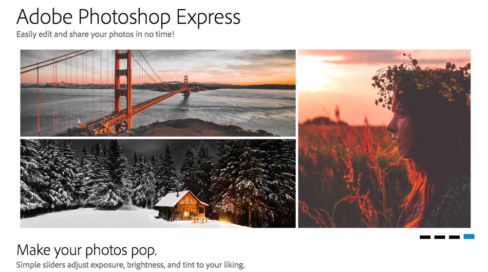 photoshop express free photo editors