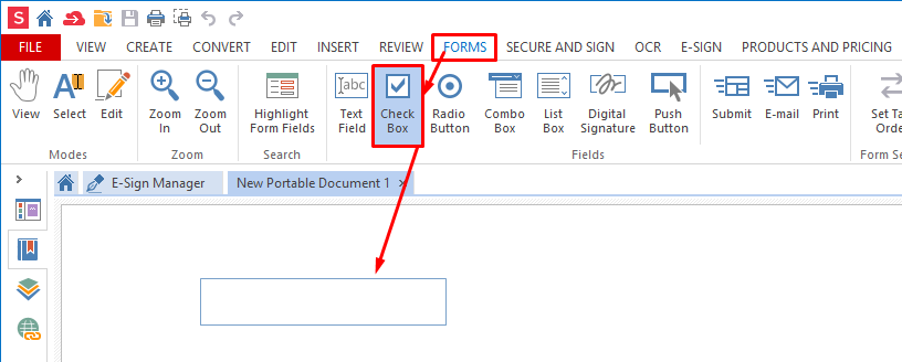 add text field how to create form field calculation