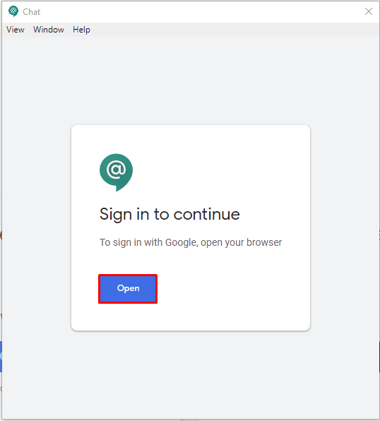 sign into hangout chats how to use g suite for success