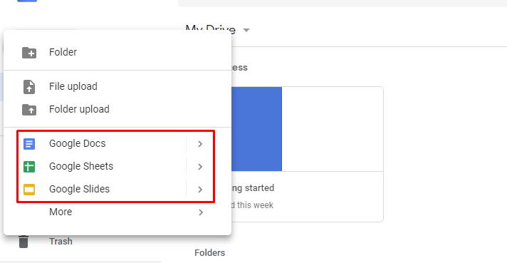 create google docs how to use g suite for success