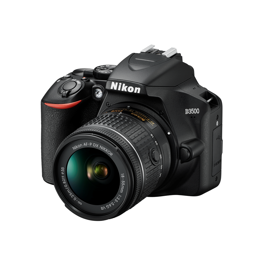 best cameras for photography - Nikon D3500