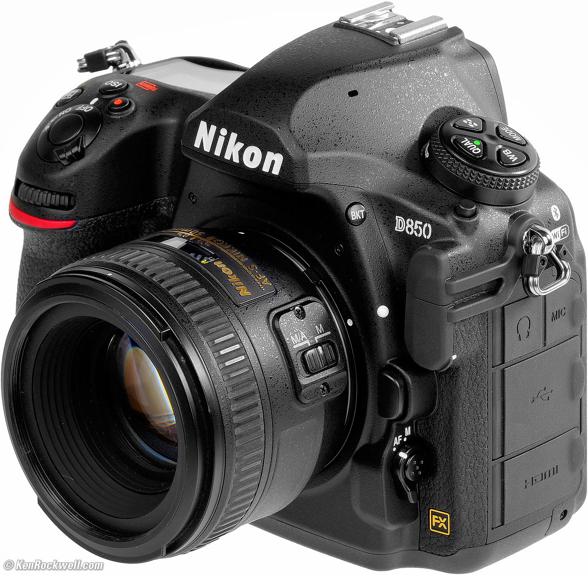 best cameras for photography - Nikon D850