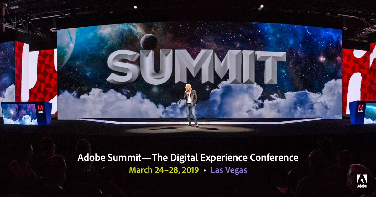 Adobe Summit career-building tech conferences