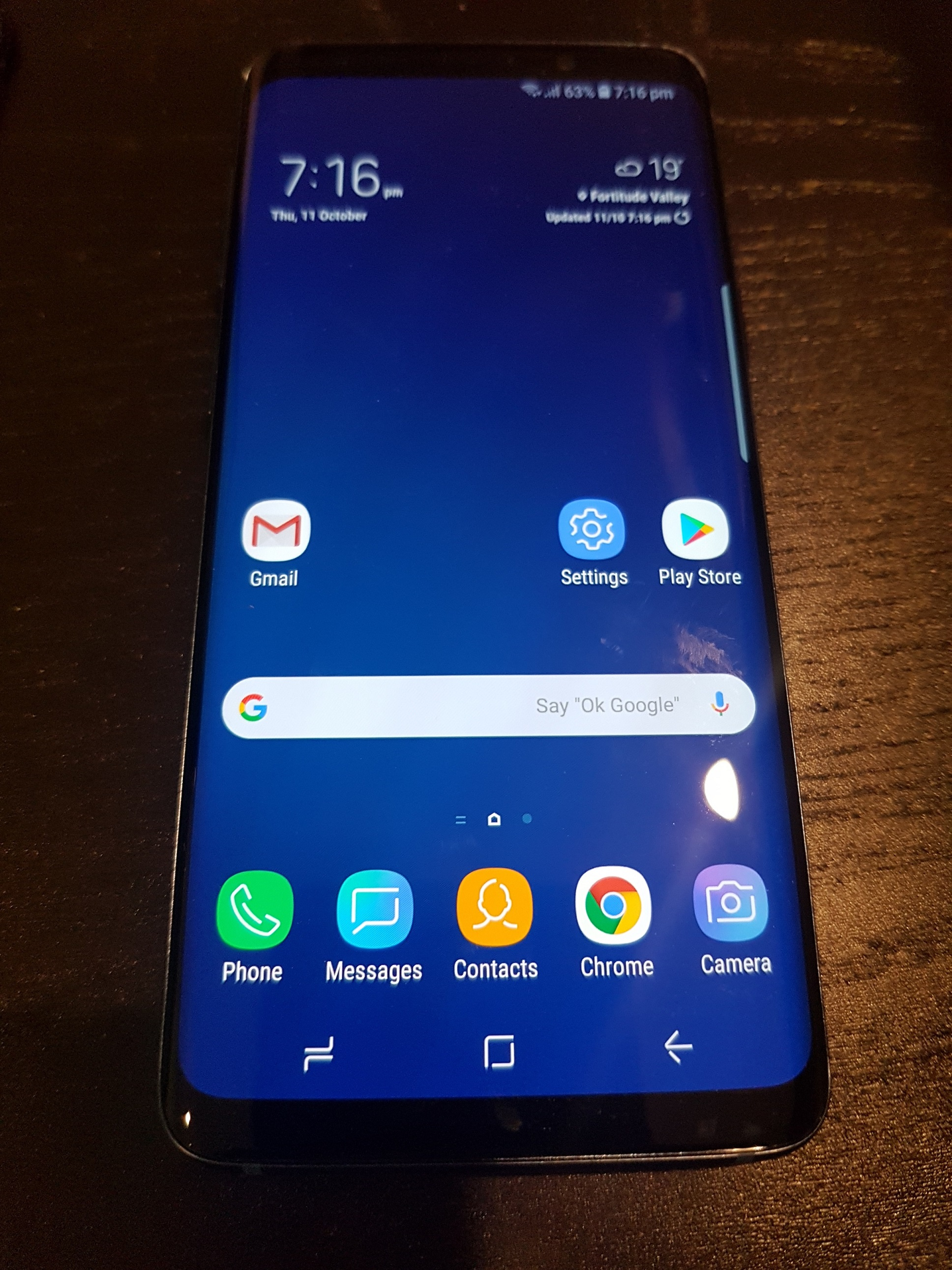 Samsung Galaxy S9 + the 6 best mobile devices for business
