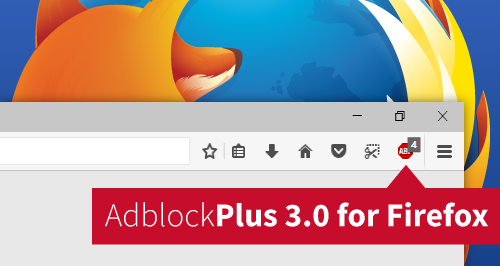 Add Block Plus best mozilla firefox plugins
