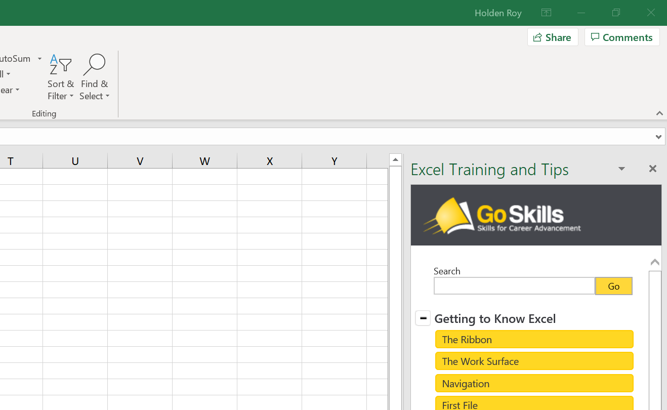 Excel training and tips 7 useful excel add-ins