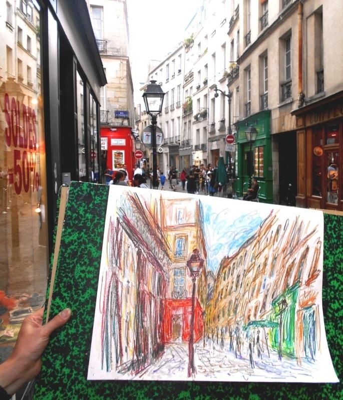 Paris en Tous sens 2
