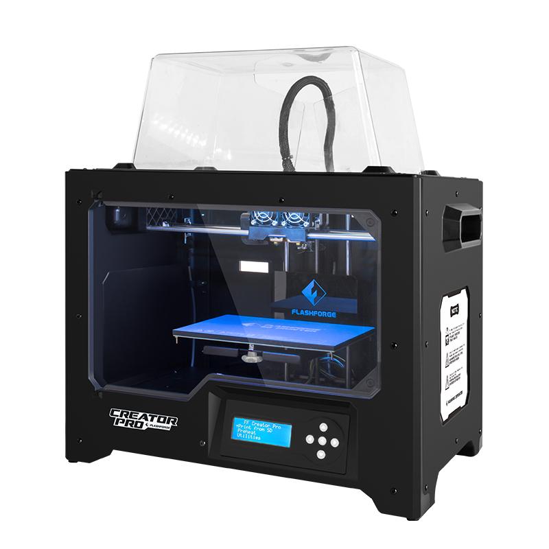 FlashForge Creator Pro 2019 Best 3D Printers