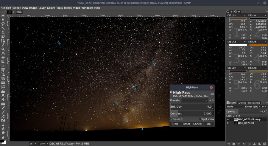GIMP best photoshop alternative