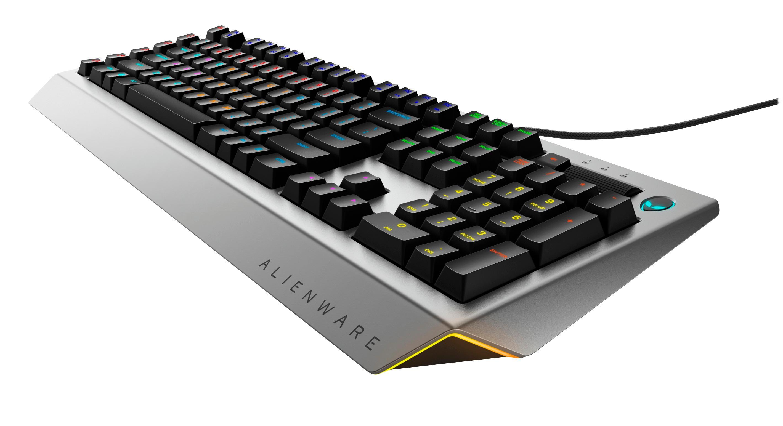 Alienware Pro Gaming Keyboard AW768 best mechanical keyboards