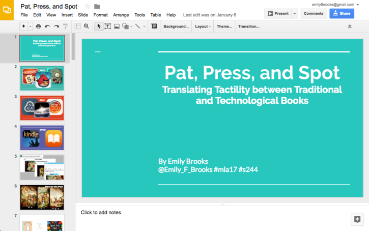 Google Slides PowerPoint Alternatives
