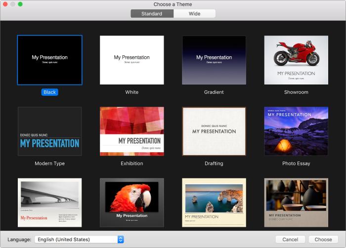 Keynote PowerPoint Alternatives