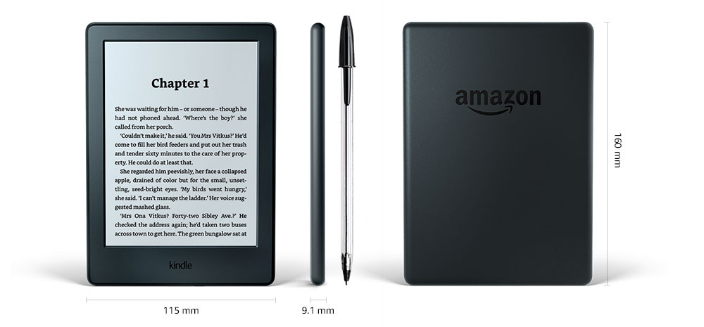 Kindle best free ebook reader