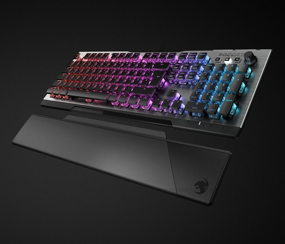 Roccat Vulcan 120 Aimo Best Mechanical Keyboard