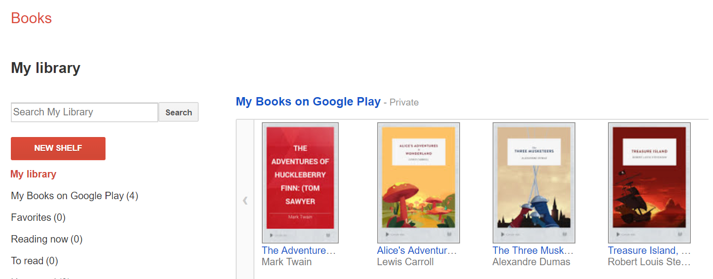 Google ebookstore best ebook sites