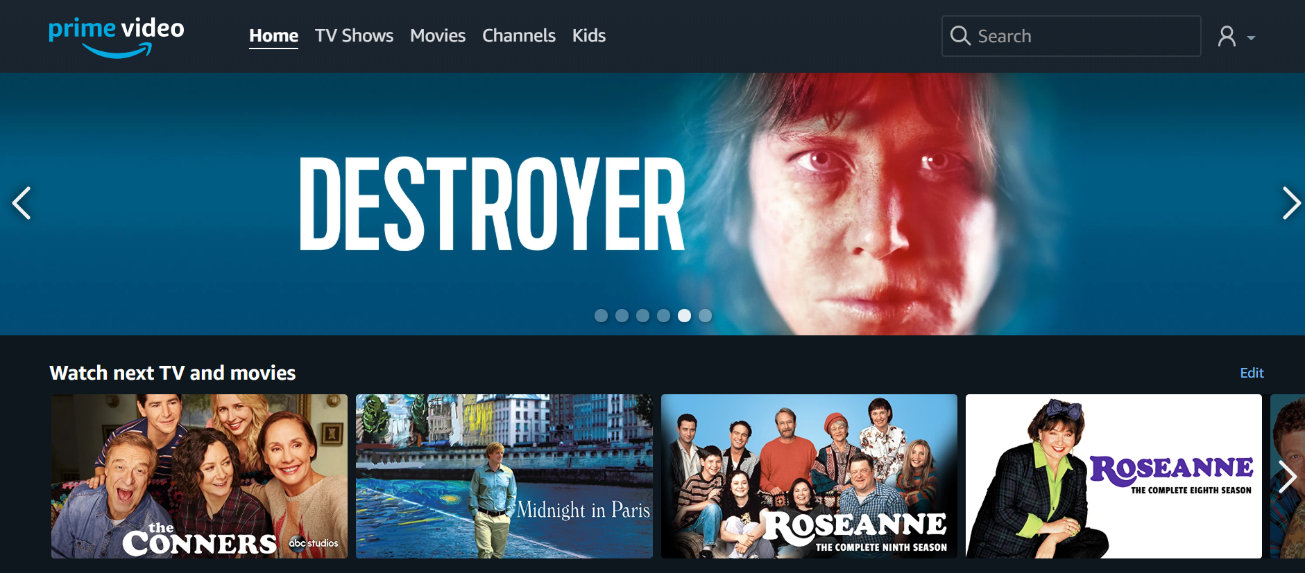 amazon prime best video streaming services