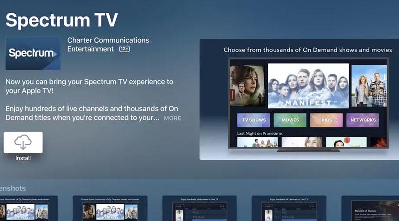 spectrum best video streaming service