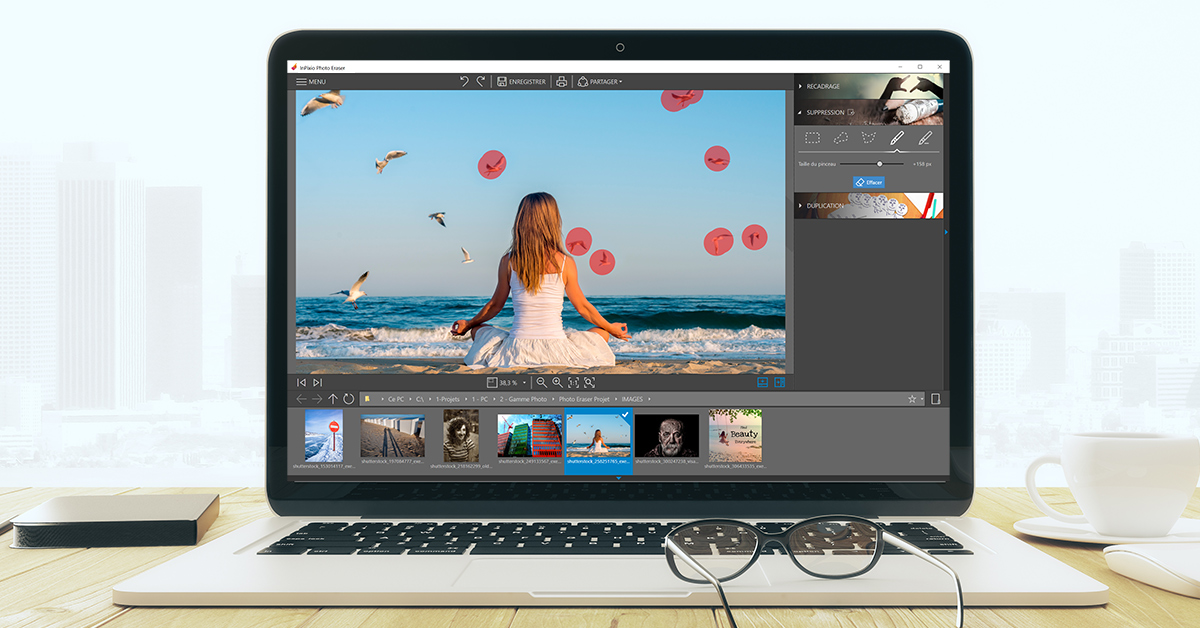 Introducing inPixio Photo Clip 9 Pro: Photo Editor