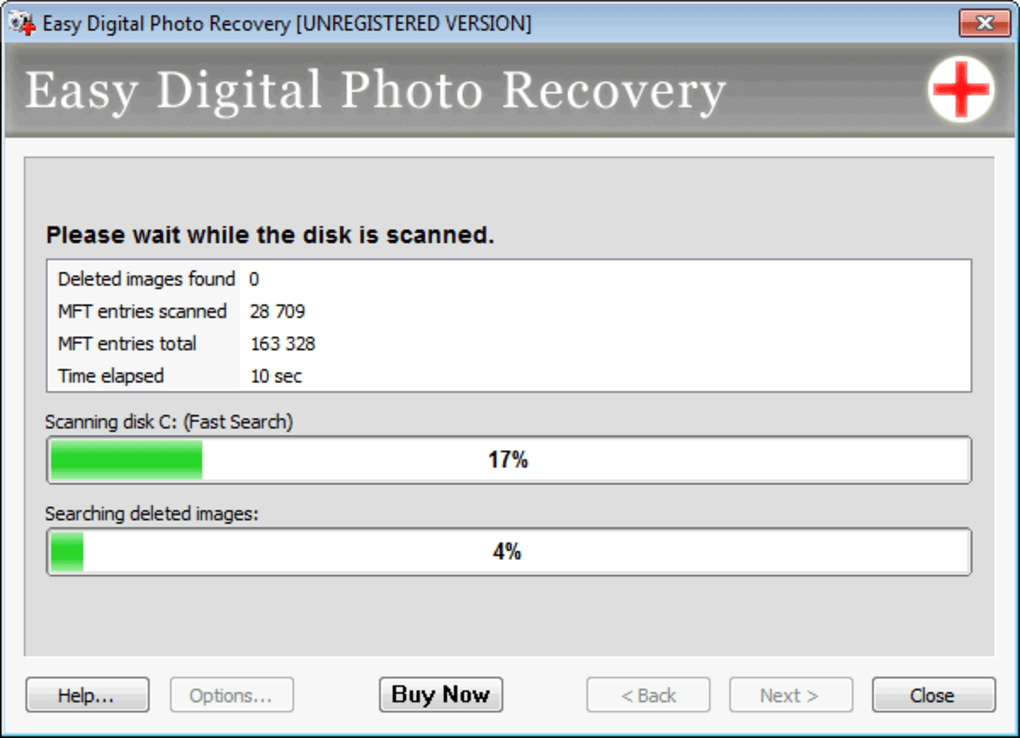 Easy Digital Photo Recovery: Quick Scan
