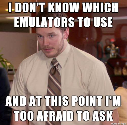 Emulator Meme - Soda PDF