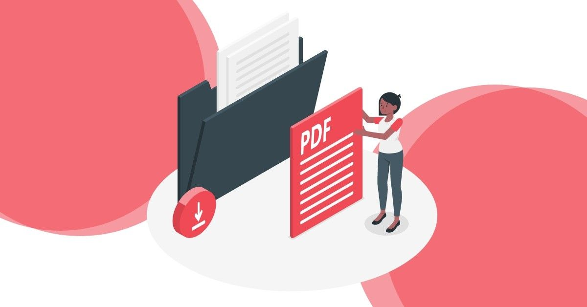 The Many Ways To Save PDFs