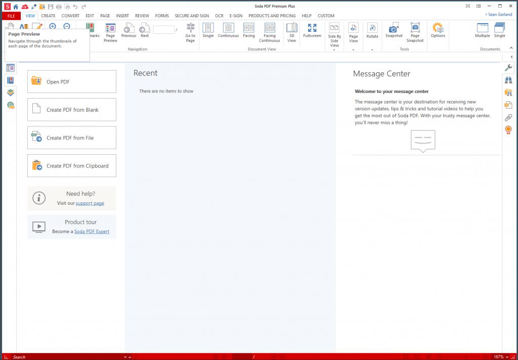 Page Preview - Soda PDF